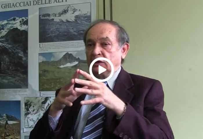 Claudio Smiraglia parla del laboratorio sul ghiacciaio Dosdè orientale