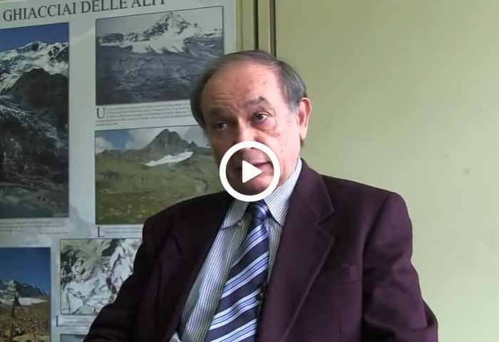 Claudio Smiraglia e i parametri per l'identificazione dei ghiacciai