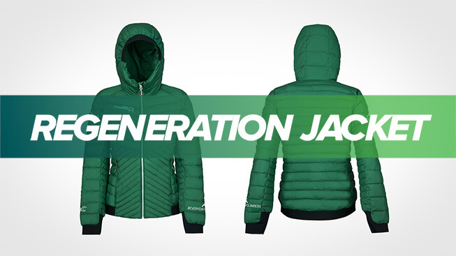 Levissima - Regeneration jacket