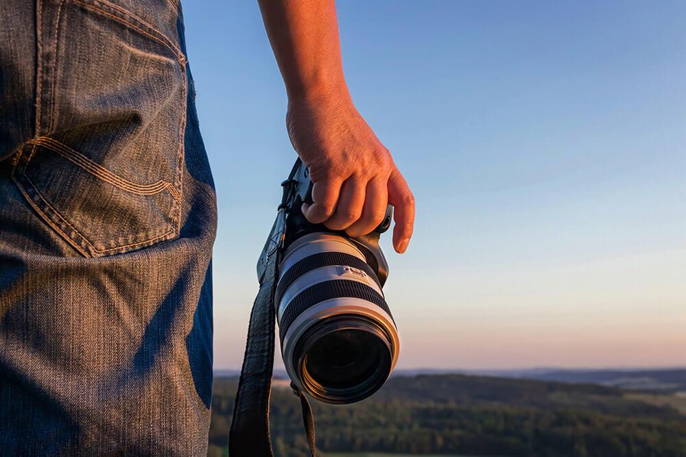 Come Impugnare La Macchina Fotografica